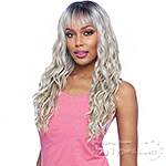 Vanessa Synthetic Hair Lace Front Wig - TBANG EXID