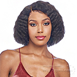 Vanessa 100% Brazilian Human Hair Wet & Wavy Lace Front Wig - TWJH WAMEE