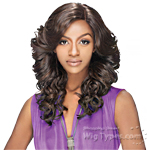 Sensual Vella Vella Synthetic Hair Lace Front Wig - AUDREY