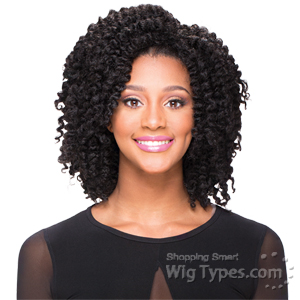 Sensual Vella Vella Synthetic Hair Wig - BOUNCE BOB