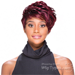 Sensual Vella Vella Synthetic Hair Wig - DENISE