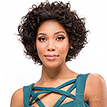 Sensual 100% Remi Human Hair Lace Front Wig - OPRAH