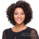Sensual Vella Vella Synthetic Hair Lace Front Wig - JAMIE