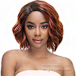 Sensual Vella Vella Synthetic Hair Lace Front Wig - JENNA