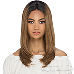 Vivica Fox Synthetic Swiss Lace Front Wig - AL-ELDORA