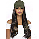 Vivica Fox Synthetic Hair CAPDO Instant Celebrity Style Wig - CD ROMINA