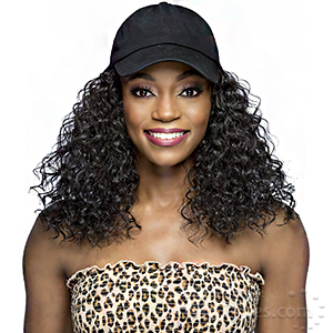Vivica Fox Synthetic Hair CAPDO Instant Celebrity Style Wig - CD CURLY
