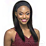 Vivica Fox 100% Brazilian Natural Remy Human Hair Headband Wig - HHB EVE