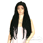 Wix Synthetic Hair Lace Wig - CUBAN MAMBO TWIST BRAID WIG