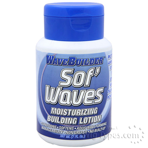 Wave Builder Sof Waves Moisturizing Building Lotion 7oz