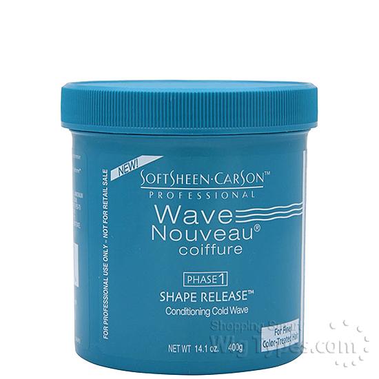 Wave Nouveau Shape Release Conditioning Cold Wave Fine