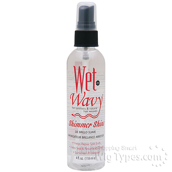 Wet And Wavy Hair Care Products Wigtypes Com