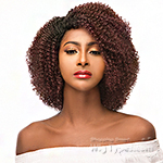 WIGO Collection Synthetic Hair Extreme Side Deep Natural Plucked C-Shape Part Wig - 4A TRACY (Buy 1 Get 1 Free)