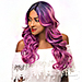 WIGO Collection Synthetic Hair Extreme Deep Natural Plucked Part Wig - CIARA (Ear-to-Ear Elastic Band Wig)
