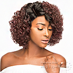 WIGO Collection Synthetic Hair Extreme Side Deep Natural Plucked Lace Front Wig - LACE HALLE (Buy 1 Get 1 Free)