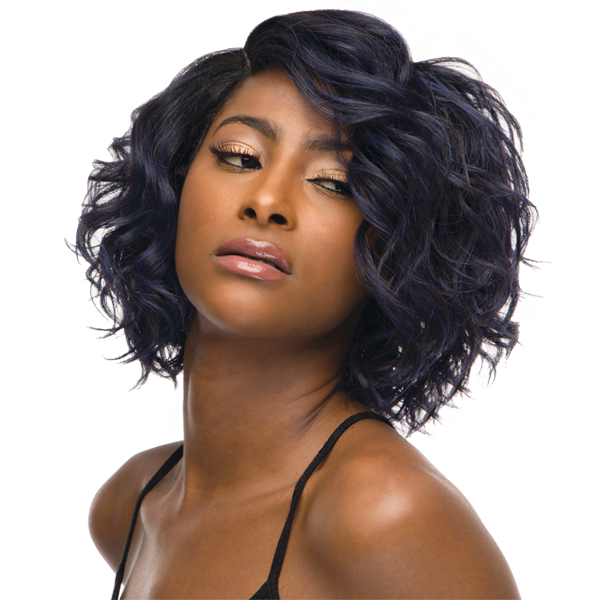 WIGO Collection Synthetic Hair Extreme Side Deep Natural Plucked Lace Front Wig - LACE SAMMI (Buy 1 Get 1 Free)