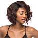 WIGO Collection Synthetic Hair Extreme Side Deep Natural Plucked Lace Front Wig - LACE SAMMI (Ear-to-Ear Elastic Band Wig)