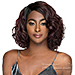 WIGO Collection Synthetic Hair Extreme Side Deep Natural Plucked Lace Front Wig - LACE TAMMI (Ear-to-Ear Elastic Band Wig)