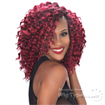 Zury Sis Naturali Star Synthetic Hair Braid - V-8-9-10 DEEP TWIST (V-Shape Finish Style / One Pack Enough)