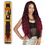 Zury Sis Synthetic Hair Braid - 2X GODDESS LOC LOOSE WAVE 14