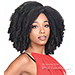 Zury Sis Naturali Star Synthetic Hair Braid - V-8-9-10 AFRO TWIST (V-Shape Finish Style / One Pack Enough)