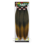 Zury Sis Synthetic Hair Braid - 5X FAST BRAID 24