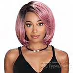 Zury Sis Slay Synthetic Hair Lace Front Wig - SLAY LACE H DANA