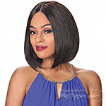 Zury Sis Prime Human Hair Blend Soft Swiss  Lace Wig - PM FP LACE ROMA (4x4 free parting)