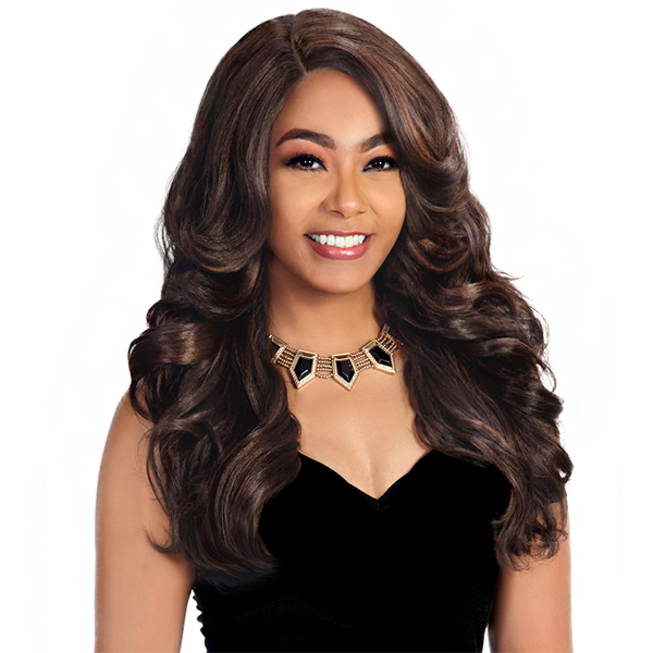 Zury Sis Beyond Synthetic Hair Soft Swiss Lace Wig - BYD FP LACE H SIRI (4x4 free parting)