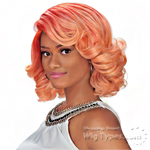 Zury Sis Beyond Synthetic Hair Lace Front Wig - BYD LACE H MONI