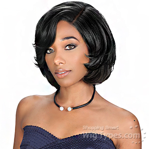 Zury Sis Beyond Synthetic Hair Lace Front Wig - BYD LACE H SOLLY