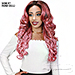Zury Sis Beyond Synthetic Hair Lace Front Twin-Part Wig - BYD TP LACE H BESTIE