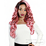 Zury Sis Beyond Synthetic Hair Twin Part Lace Front Wig - BYD TP LACE H BESTIE