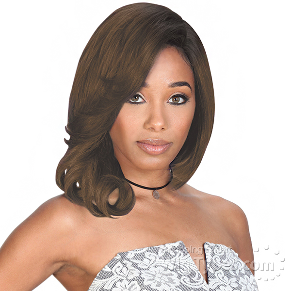Freetress equal natural hairline lace front wig jealousy futura - Star diva futura ...
