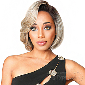 Zury Sis Diva Collection Synthetic Hair Lace Front Wig - LACE H WOODY