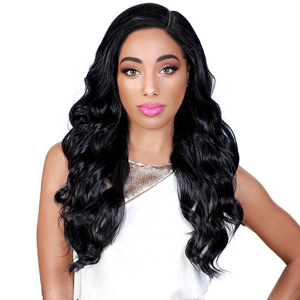 Zury Sis Royal 100% Human Hair Swiss Lace Front Wig - HRH
