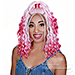 Zury Sis Beyond Synthetic Moon Part Hair Lace Wig - BYD MP LACE H EVER