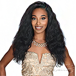 Zury Sis 100% Brazilian Virgin Remy Human Hair Lace Wig - HRH BRZ LACE VIRGO (13x4 hand tied swiss lace)