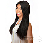 Zury Sis 100% Human Hair Swiss Lace Wig - HRH FULL LACE GOLD