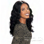 Zury Sis 100% Human Hair I Part Lace Front Wig - HRH SWISS LACE EMILY