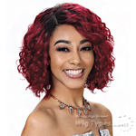 Zury Sis 100% Human Hair C Part Lace Front Wig - HRH SWISS LACE HENSON