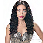 Zury Sis 100% Brazilian Virgin Remy Human Hair Lace Front Wig - HRH LACE FRONTAL WYNN