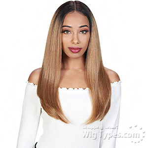 Zury Sis Royal Swiss Lace Synthetic Hair Lace Front Wig - LACE H HOPE