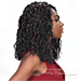 Zury Sis Synthetic Hair Faux Locs Swiss Lace Front Wig - LOC LACE LULLA