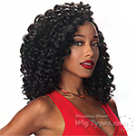 Zury Sis Naturali Star V Synthetic Hair Lace Front Wig - NAT V LACE GOGO CURL