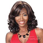 Zury Sis Prime Human Hair Blend Soft Swiss  Lace Wig - PM FP LACE FAITH (4x4 free parting)