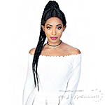 Zury Sis Synthetic 360 Double Dutch Lace Wig - 360 DD LACE H HIPONY