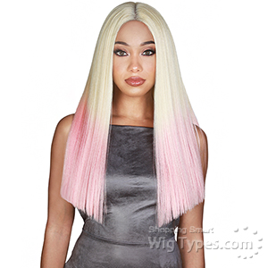 Zury Sis Slay Blunt Synthetic Hair Lace Front Wig - SLAY BLUNT LACE H LALA