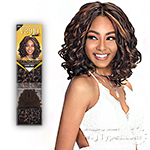 Zury Sis Synthetic Hair Weave - V-8-9-10 LOOSE DEEP (V-Shape Finish Style / One Pack Enough)