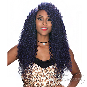 Zury Sis Naturali Star Synthetic Hair Pre Tweezed Part Wig - NAT H 3B LOTTA